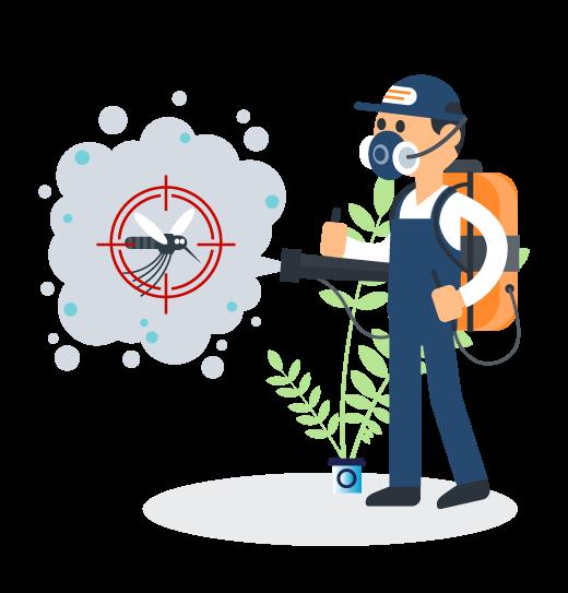 Professional Pest Control Mountmartha